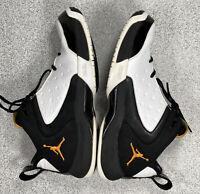 Jordan One 4 352711-171 Men's Size 13 White/black/ Gold