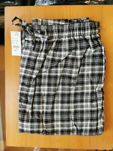 Brooks Brothers Men's Checked Pyjama Trousers Large
