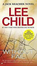 Lee Child Thrillers Books