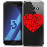 Coque Crystal Pour Samsung Galaxy A5 2017 (A520) Extra Fine Rigide Love Coeur de