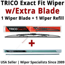 "TRICO Exact Fit 20-1 20"" Wiper Blade w/EXTRA BLADE REFILL 
