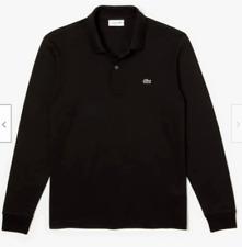 Lacoste Men's Long Sleeve Pima Cotton Polo L131251 Retail$99.50