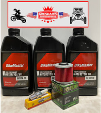 Yamaha Grizzly 600 YFM Oil Change Tune Up Kit (Fits all Years) YFM600