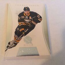 12-13 2012-13 DOMINION THOMAS VANEK BASE CARD /125 53 BUFFALO SABRES