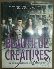 BEAUTIFUL CREATURES The Official Illustrated Movie Companion Very Good Condition