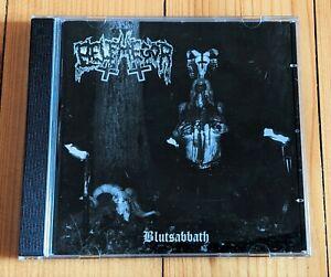 Belphegor - Blutsabbath (1st press Last Episode 1997)*Satyricon*Marduk*Behemoth*
