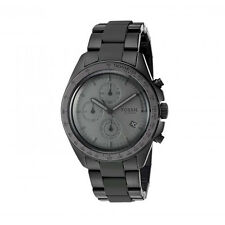 Fossil Sport 54 Chronograph Black Stainless Steel Watch CH3808
