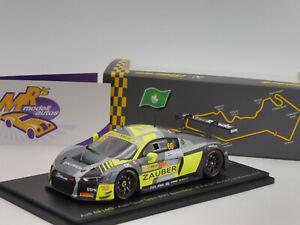 "Spark SA165 # Audi R8 LMS 5th FIA GT World Cup Macau 2018 "" Robin Frijns "" 1:43"