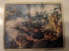"Original Lone Ranger Trading Card #22 ""Firebrands on the Ledge"""
