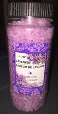 Bath Salts Lavender Bath Soak Sels de Bain New 17.6 oz