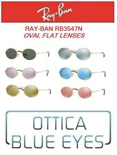 Ray-ban Oval Metal RB 3547n (001) 48-21-145 Occhiali da sole originali