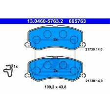 ATE Brake Pads 13.0460-5763.2 Brake Shoe Suzuki Swift II Hatchback EA Ma