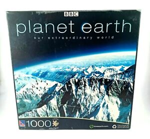 Planet Earth Mount Everest 1000 piece Jigsaw Puzzle 73 x 48.57 cm Sealed box