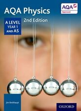 AQA Physics A Level Second Edition Year 1 Student Book,Jim Breithaupt