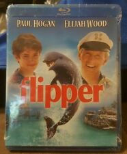 Flipper (Blu-Ray, 2011) Ships for FREE!  Great Family Film!
