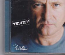 Phil Collins-Testify cd album