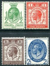 1929 PUC Set of 4 UNMOUNTED MINT V81411