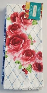 """Pioneer Woman Heritage Floral Print 2 Pack Kitchen Cooking Hand Towels 16"""" X 28"""""""