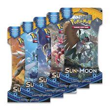 Pokémon: Sun & Moon Base Set - 6 Booster Packs - 1/6 Booster Box