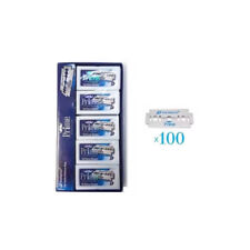 100x Dorco Prime Platinum Double Edge Safety Razor Blades / SAME DAY POST
