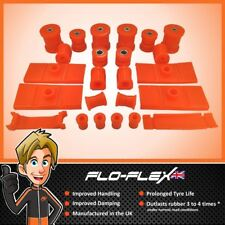 Ford Capri MK1, MK2 & MK3 Bushes-Full Kit in Poly Polyurethane Flo-Flex