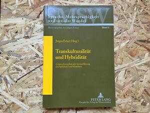 Jürgen Erfurt Transkulturalität und Hybridität Band 5