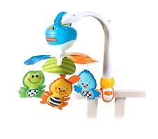 Tiny Love Take Along MUSICALI BABY LETTINO MOBILE Lullaby Player con 3 giocattoli con appendice