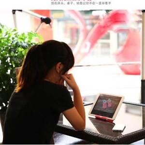 Foldable Cell Phone Desk Stand Holder Tablet iPhone Car Universal Mount Desktop