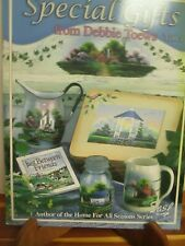 Special Gifts Vol. 1 - DEBBIE TOEWS Painting Pattern Book NEW