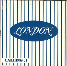 CD CARTONNE  LONDON FAITH NO MORE/ORBITAL/ECHO & BUNNYMAN