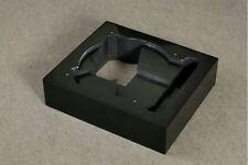 Plinth for turntable Lenco L70, L75, L78 piano glossy