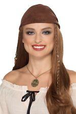 Bronze Pirate Collier Bijoux Accessoire Déguisement