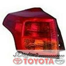 OEM TOYOTA RAV 4 TAIL LIGHT DRIVER SIDE 81560-0R030 FITS 2013-2016
