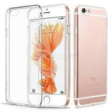 Transparent Clear Silicone Ultra Slim Gel Case for Mobiles