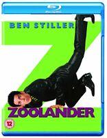 Zoolander [Blu-ray] [Region Free] [DVD][Region 2]