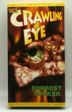 The Crawling Eye (1958) VHS Classic Cult Sci-FI Horror Forrest Tucker