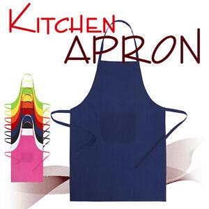 Kitchen Apron ADULT * 8 colours