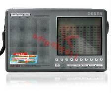 New Degen DE1103 DSP Radio Receiver FM / MW AM / SW / LW / SSB World Band Radio