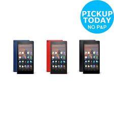 Amazon Fire 8 HD Alexa 8 Inch 16GB / 32GB WiFi Tablet - Black / Blue / Red