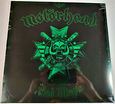Motorhead - Bad Magic 3X LP Vinyl Set Red Green and Gold Ltd. Rare OOP Lemmy