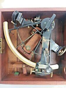 US NAVY 1791 BRANDIS SEXTANT