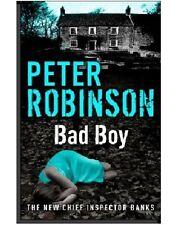 PETER ROBINSON ___ BAD BOY __ SHOP SOILED __ FREEPOST UK