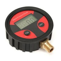 0-200PSI Car Truck Bike Auto Car Tyre Tire Air Pressure Gauge Dial Meter B5I5