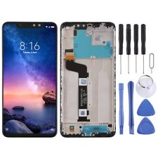 BLACK LCD Panel Screen Digitizer Complete With Frame For Xiaomi Redmi Note 6 Pro