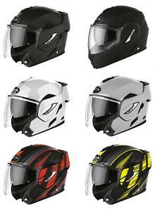 AIROH 2020 Rev19 Flip/Full/Open Face P/J Homologation Motorcycle/Scooter Helmet