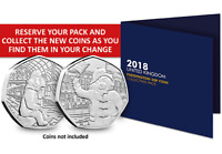 2018 Paddington Bear 50p Collecting Pack [Ref 623M]