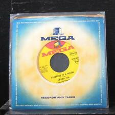 "Apollo 100 Joy / Exercise In A Minor 7"" VG+ 615-0050 Vinyl 45 Mega Records"