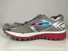 3b14578ecf8 Brooks Ghost 8th Edition Running Training Sneakers Gray Pink Womens Size 7 N