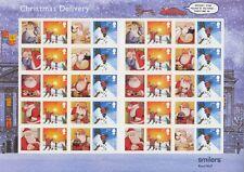 GB - 2004 SMILERS BOGEN LS21 - CHRISTMAS DELIVERY WEIHNACHTEN ** - 2258-59 II