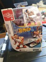 RARE WWE CM PUNK RUMBLER MATTEL WRESTLING FIGURE SEALED